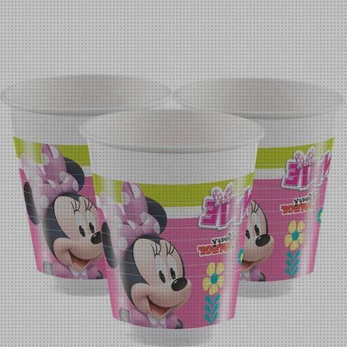 Review de vasos vasos de plastico de minnie mouse